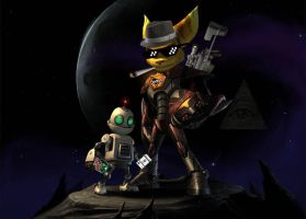 MLG Ratchet and Clank by Infernox-Ratchet