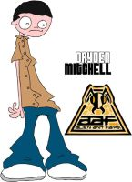 Dryden Mitchell by bvhj