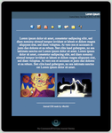 iPad journal CSS v2 by Rechbi