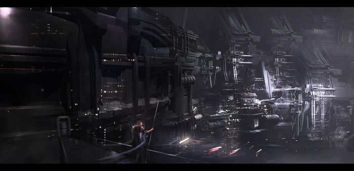 Harbour by eWKn