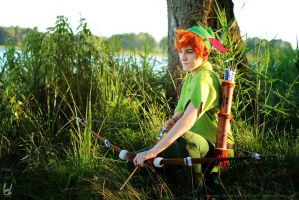 Peter Pan - Silent Hunter by Semashke