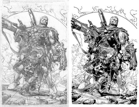 David Finch - Eluan Roberto by MadManiaco