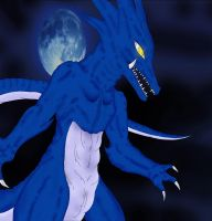 Kaiju: Howling At The Moon by Cyprus-1