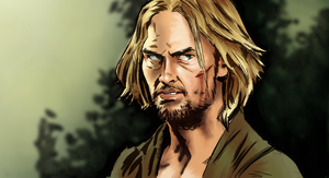 Sawyer of 'LOST' by PlanetKojo