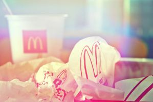 McDo wrappers by sariahlds