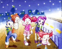Doremi - Walking Home by shongsalomon