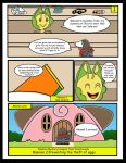 PMDE comic mission 2-page 1 by augustelos