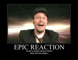 Epic Reaction by LJPhil