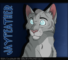 Jayfeather by Mganga-The-Lion