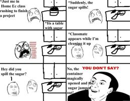Sugar Spill Rage Comic by CHL99
