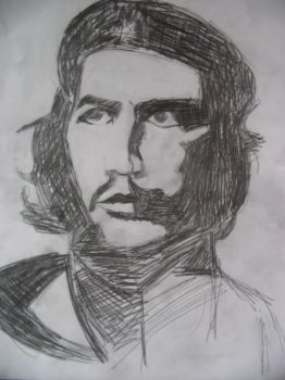 Che Guevara by gonecanuck