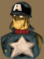 Veterans Day Cap colored by ragnarok2k3