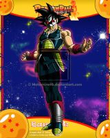 DB Heroes Bardock by Metamine10