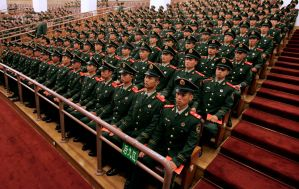 People's Liberation Army Great Hall by ShitAllOverHumanity