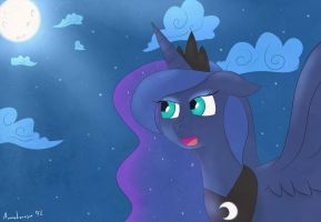 Beautiful Night by Amaterasu-92