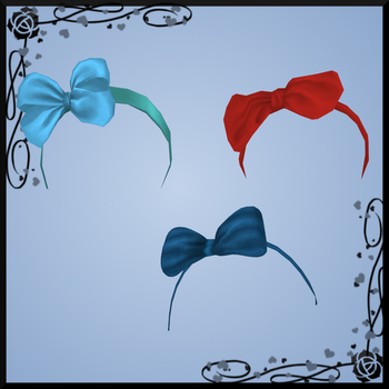 Bow Pack DOWNLOAD by Reseliee