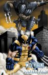 Wolverine vs Predator Color by Claret821021