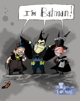 Im-batman by middleclasscyborg