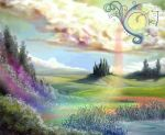 Happy Land by Dorothy-T-Rose