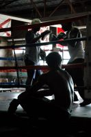 Boxing IV by greeneyed-gipsy