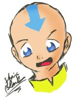 avatar sketch by jhaicblank