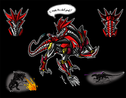 Predacon Knockout by Laserbot