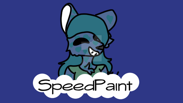my SpeedPaint from my youtube chanal on youtube by Bel-the-plasmawolf