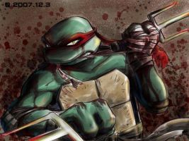 Scarlet Raph by E-1213