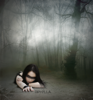 Haunted by diphylla