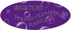 Spring Cleaning Raffle by seidh1