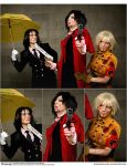 Hellsing Cosplay: Watch Yourself by Redustrial-Ruin