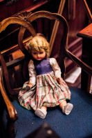 The lonely doll by Tonxs