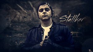 Stallker Wallpaper by MCGraphic