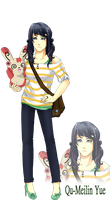 Poke Trainer: Yue by Solstice-11