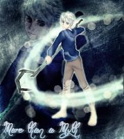 More than a Myth - Jack Frost by YukiLilaPudel