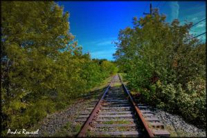 Going Nowhere Anymore-HDR by bellocqa