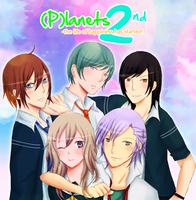 Planets 2 by teacuppu