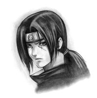 Itachi by DurimAzemi