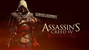 Assassins Creed 4: Black Flag - Wallpaper v2 by mastersebiX