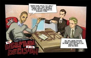 The Decision's Inception by KevRoche83