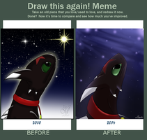 HTTYD: Sky Reven - Meme Before After by SrMario