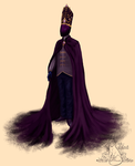 Character Concept-King Runihura by IceIsland
