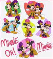 Minnie Oh Minnie - and Mickey by Tell-Me-Lies