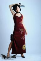 RE4 - Ada Wong 10 by Hyokenseisou-Cosplay
