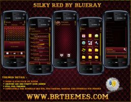 Silky Red by Blue_Ray by Brthemes