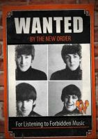 Wanted by New Order:TheBeatles by WilburRobinsonsGirl