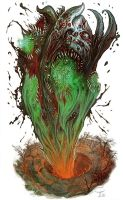 Shoggoth by Corbella