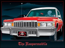 The Reapermobile by yankeedog