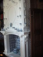 Stove with tiles 1 by Garr1971