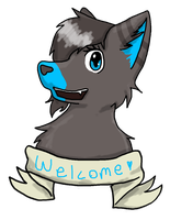 Trade: Sapphire Banner by Greysounds